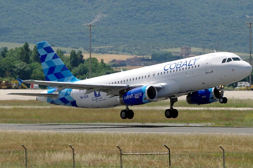 Zypern: Fluglinie Cobalt Air stellt Dienst ein