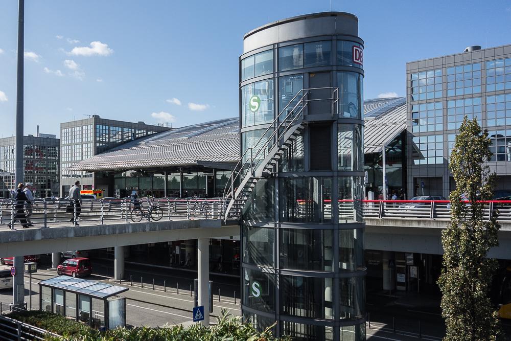 Zug Köln Flughafen