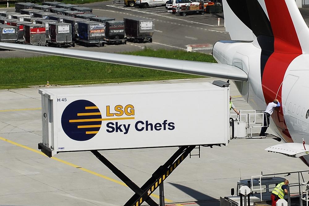 Lufthansa leitet Verkaufsprozess für Cateringsparte LSG ein