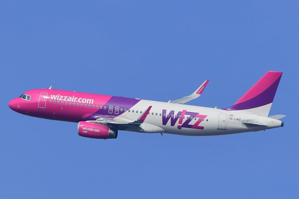 Wizz Air Stockt Basis In Wien Auf Funf Maschinen Auf Austrian Wings
