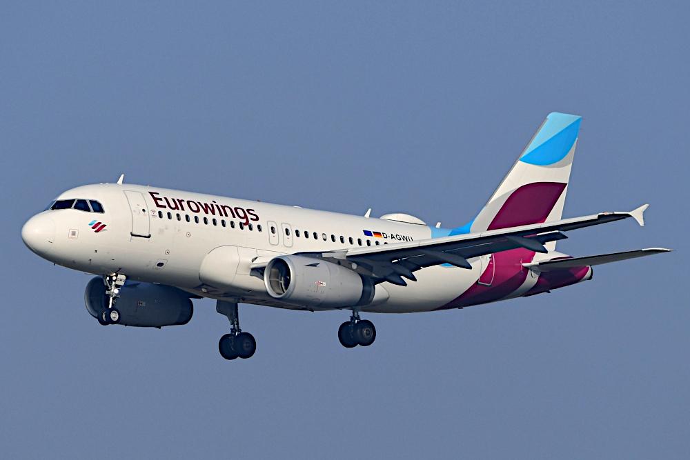 Lufthansa will Eurowings 2021 über die Gewinnschwelle hieven