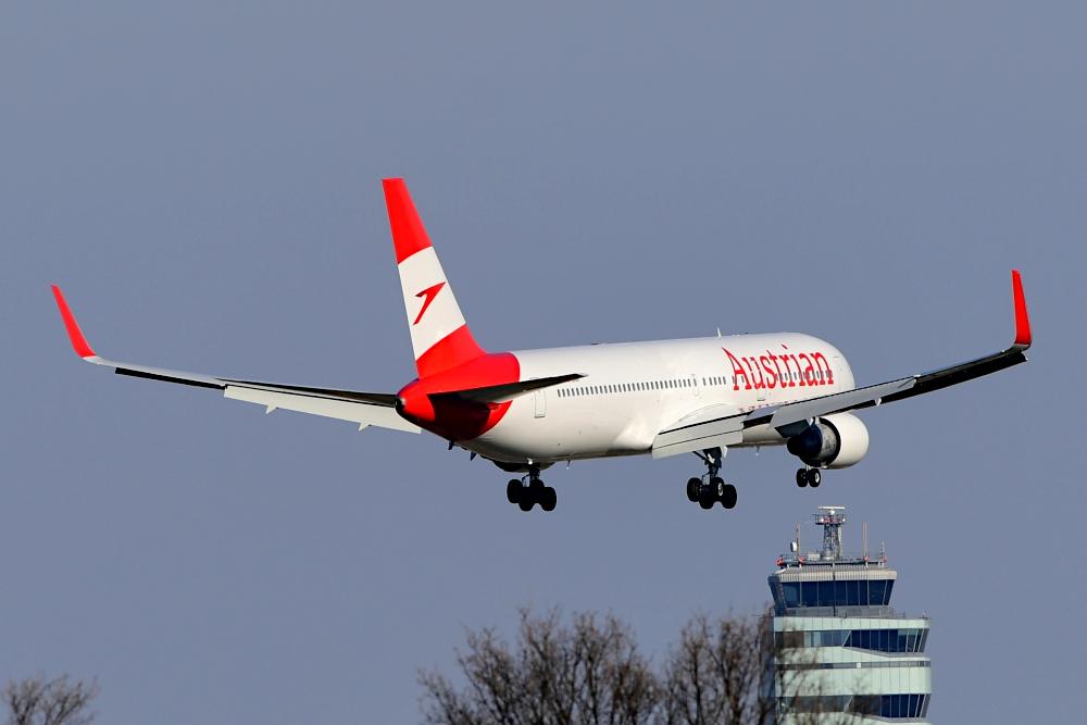 Flughafen Wien Mit Umfangreichem Sommerflugplan Austrian Wings