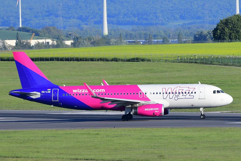 Wizz Air Gibt Grosse Expansion In Wien Bekannt Austrian Wings