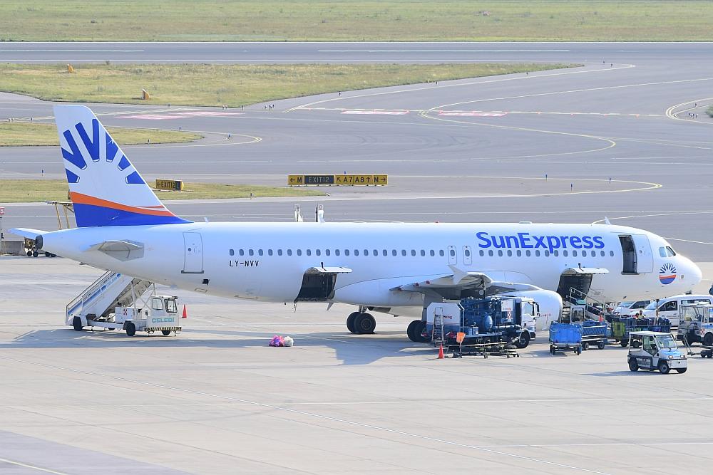 Sunexpress sitzplätze Sunexpress A330