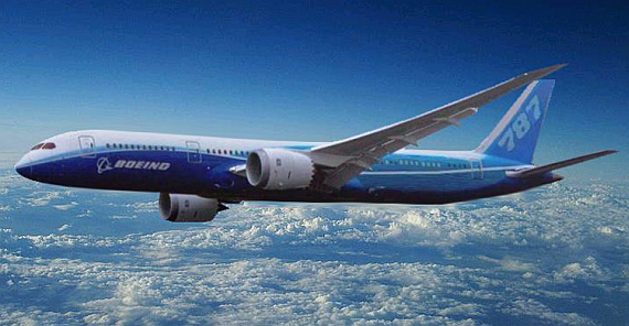 Boeing 787-9 Dreamliner - Grafik: Wikimedia Commons