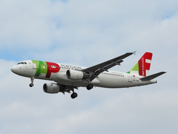 A320 der TAP - Foto: Austrian Wings Media Crew