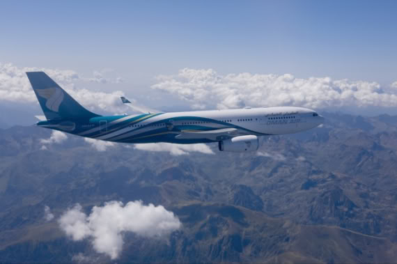 Oman Air – Foto: S. Ramadier / Oman Air