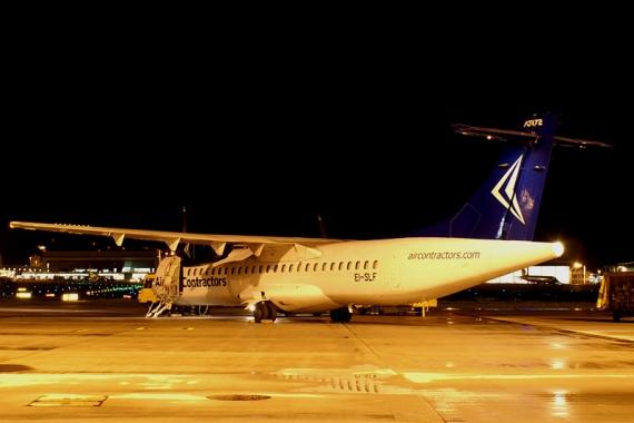 Air Contractors ATR 72 (Symbolfoto) - Foto: Jürgen Lehle / albspotter.eu
