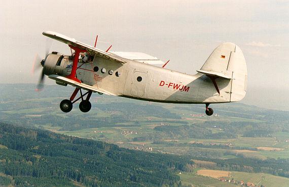 Antonov AN-2 - Foto: Paul Hoffmann