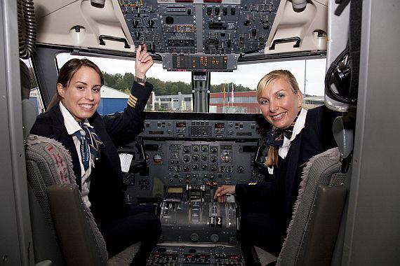 InterSky Pilotinnen - Foto: InterSky