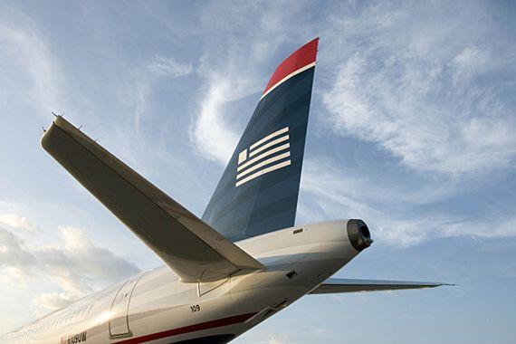 US Airways ließ Passagier verhaften