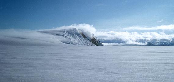 Vulkan Grimsvötn (Island) – Foto: Wikimedia Commons / Roger McLassus