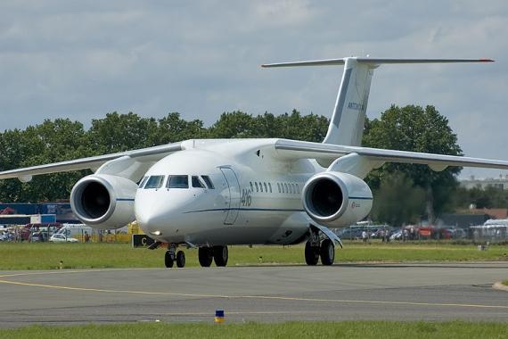 Antonov AN-148 - Foto: Dmitry A. Mottl / Wikipedia
