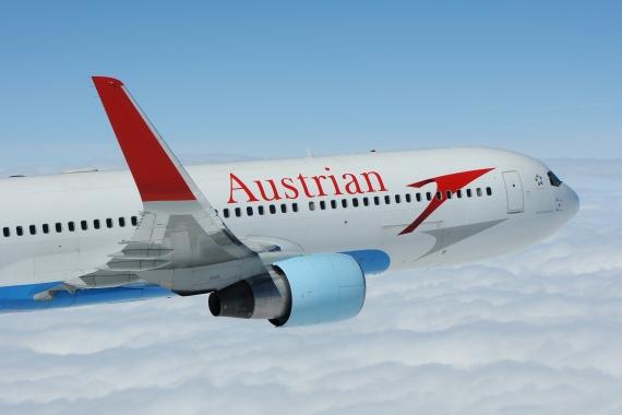 Boeing 767-300ER mit Winglets im Flug (Symbolbild) - Foto: Zinner / BMLV