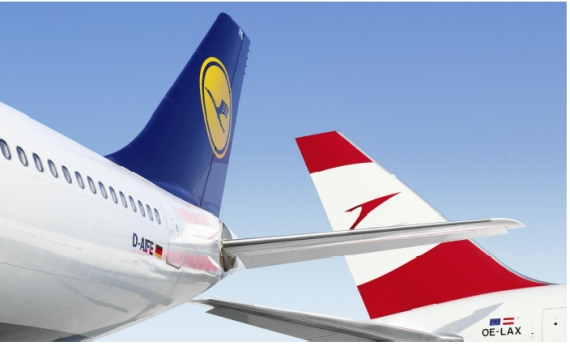 m a case lufthansa and austrian airlines Lufthansa, when combined with its subsidiaries swiss airlines, austrian airlines or germanwings, just to mention a few, is the largest airline in europe, both in terms of passengers carried and fleet size of 656 aircrafts.