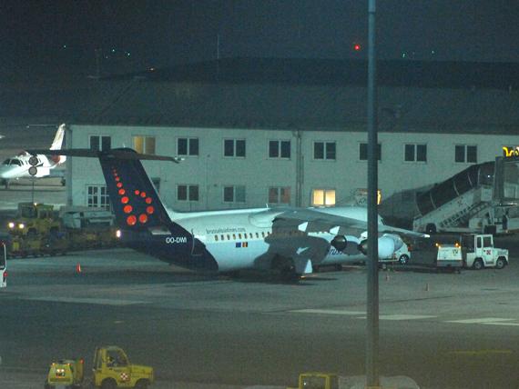 Ein Brussels Avro Jet in Wien - Foto: Austrian Wings Media Crew