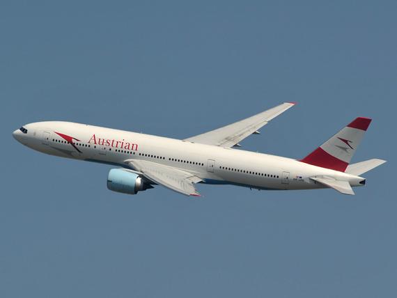 "Ab 1. Juli sind alle Flugzeuge der AUA ""operated by Tyrolean"" - Foto: Austrian Wings Media Crew"