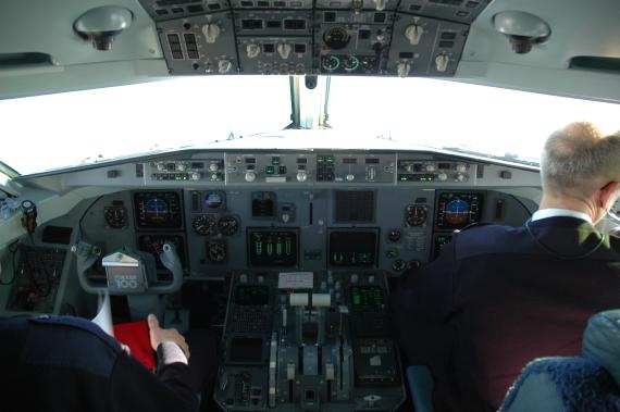 Piloten tragen große Verantwortung und müssen daher stets fit und ausgeruht sein - Foto: Austrian Wings Media Crew