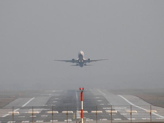 Eine der beiden Maschinen startete sicher (Symbolbild), die andere brach den Start rechtzeitig ab - Foto: P. Radosta / Austrian Wings