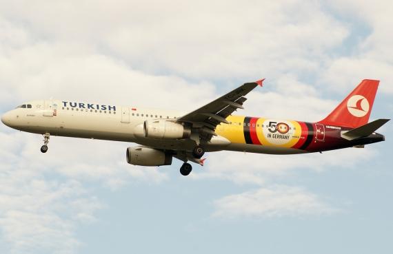 Turkish hat weitere 10 A321 bestellt - Foto: R. Reiner / Austrian Wings