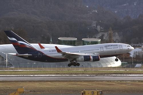 Noch immer 1 in Russland: Aeroflot