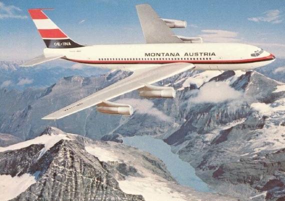 Postkartenmotiv der Montana Austria - Foto: ZVG