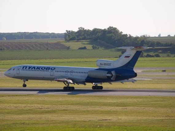 Die TU 154, das einstige Arbeitstier der Fluglinien des Ostblocks, könnte schon bald für immer vom Himmel verschwunden sein - Foto: P. Radosta / Austrian Wings
